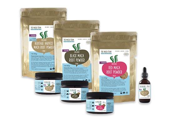 Organic Maca Powder & Maca Root Pills - Maca Powder Online